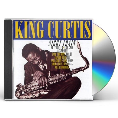 King Curtis NIGHT TRAIN CD