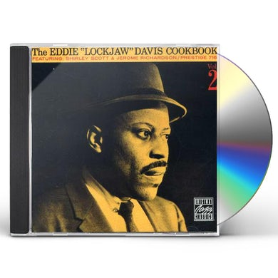 Eddie Lockjaw Davis COOKBOOK 2 CD