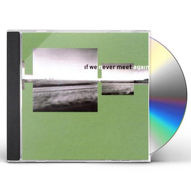 Dan Balmer IF WE NEVER MEET AGAIN CD