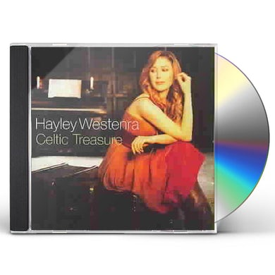 Hayley Westenra CELTIC TREASURES CD