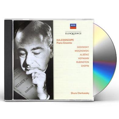 Shura Cherkassky KALEIDOSCOPE: PIANO ENCORES CD