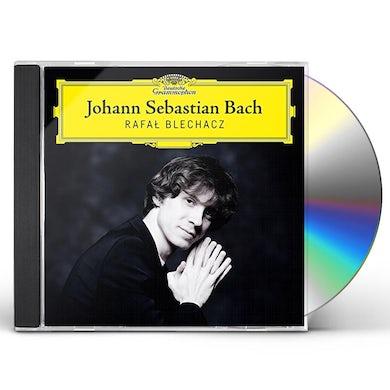 Rafal Blechacz JOHANN SEBASTIAN BACH CD