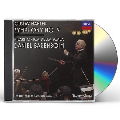 Daniel Barenboim MAHLER-SYMPHONY N.9 CD