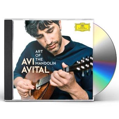 Avi Avital Art Of The Mandolin CD