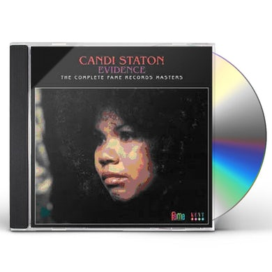 Candi Staton EVIDENCE: COMPLETE FAME RECORDS MASTERS CD