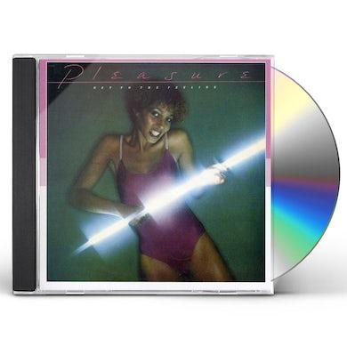 Pleasure GET TO THE FEELING CD