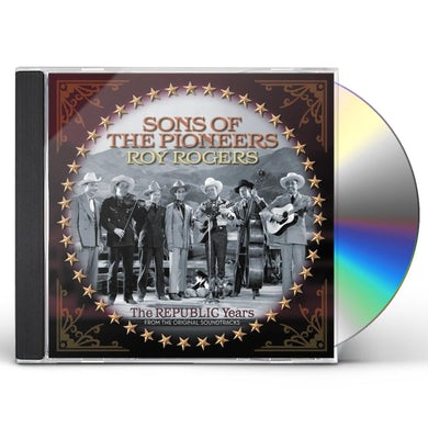 Sons Of The Pioneers REPUBLIC YEARS CD
