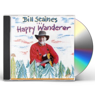 Bill Staines HAPPY WANDERER CD
