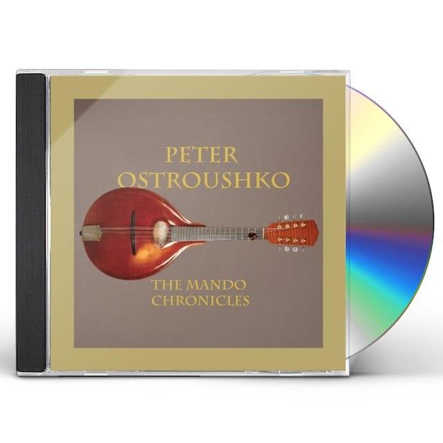 Peter Ostroushko MANDO CHRONICLES CD