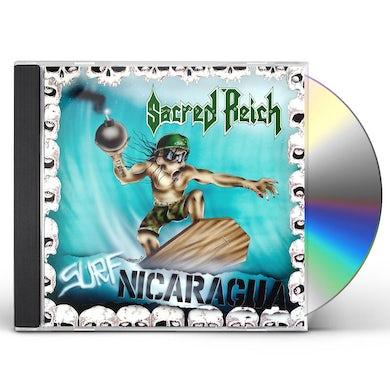 Sacred Reich Surf Nicaragua CD