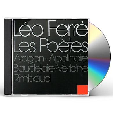 Leo Ferre POETES CD