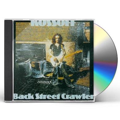 Paul Kossoff BACK STREET CRAWLER CD