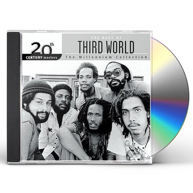 Third World 20TH CENTURY MASTERS: MILLENNIUM COLLECTION CD
