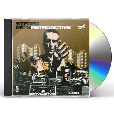 Stereo MC's RETROACTIVE CD