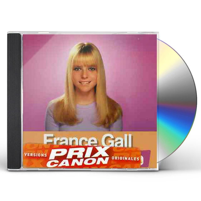 France Gall TENDRES ANNEES CD