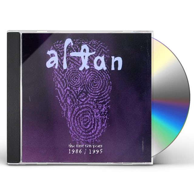 Altan FIRST 10 YEARS: 1986-95 CD