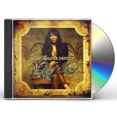 EXTRA RAW: THE BEST OF LADY SAW CD