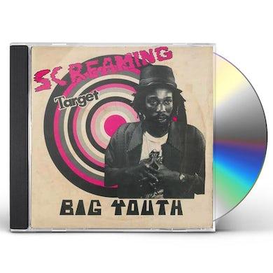 Big Youth SCREAMING TARGET CD