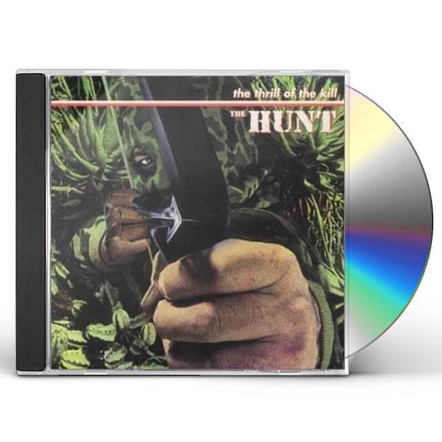 Hunt THRILL OF THE KILL CD
