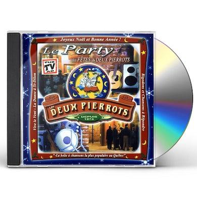 Les Deux Pierrots JOYEUX NOEL ET BONNE ANNEE CD
