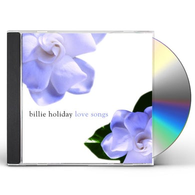 Billie Holiday LOVE SONGS CD