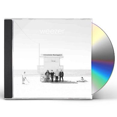WEEZER (WHITE ALBUM) CD