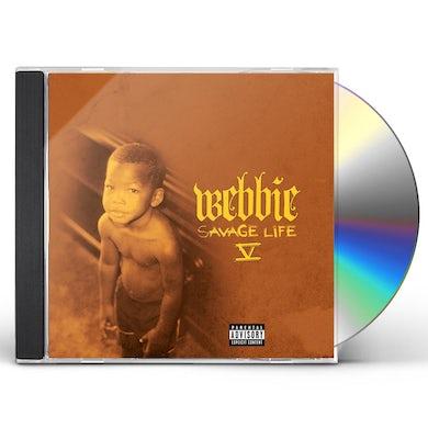 Webbie SAVAGE LIFE V CD