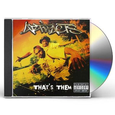 THAT'S THEM CD