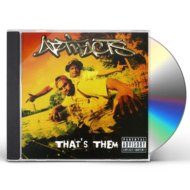 Artifacts THAT'S THEM CD