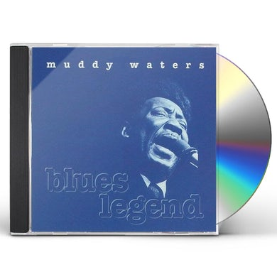 Muddy Waters BLUES LEGEND CD