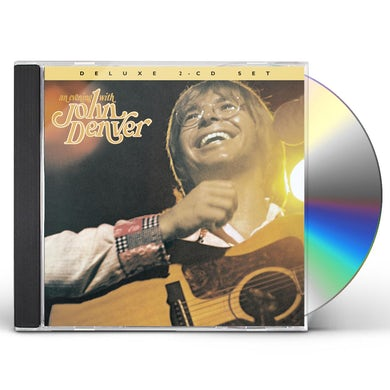 AN EVENING WITH JOHN DENVER CD