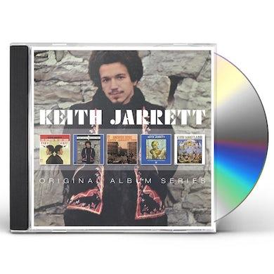 Keith Jarrett ORIGINAL ALBUM SERIES CD