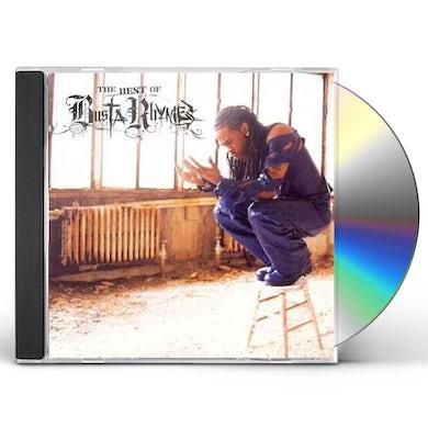 BEST OF BUSTA RHYMES CD