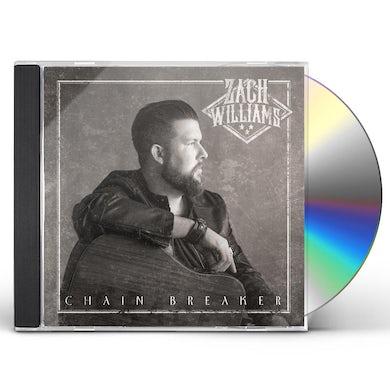 Zach Williams Chain Breaker CD