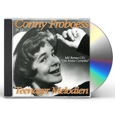 Conny Froboess TEENAGER MELODIEN CD