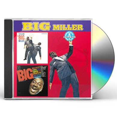 Big Miller REVELATIONS & BLUES / SING TWISTS SHOUTS PREACHES CD