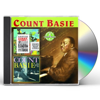 Count Basie COUNT MEETS THE DUKE / CLASSICS CD