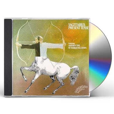 Sagittarius PRESENT TENSE CD