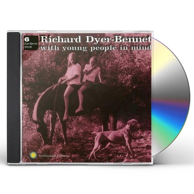 Richard Dyer-Bennet WITH YOUNG PEOPLE IN MIND CD