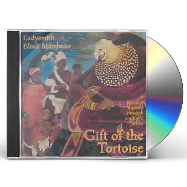 Ladysmith Black Mambazo GIFT OF THE TORTOISE CD