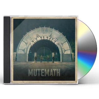 Mutemath ARMISTICE CD