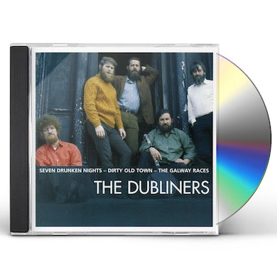 Dubliners ESSENTIAL CD