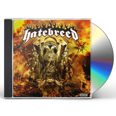 HATEBREED CD
