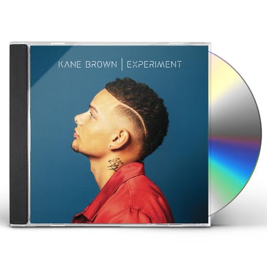 Kane Brown EXPERIMENT CD