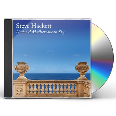 Steve Hackett UNDER A MEDITERRANEAN SKY CD