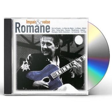 Romane IMPAIR & VALSE CD
