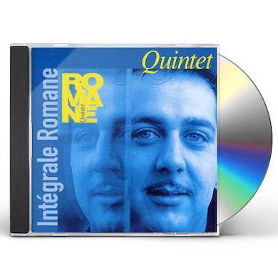 QUINTET: COMPLETE ROMANE 2 CD