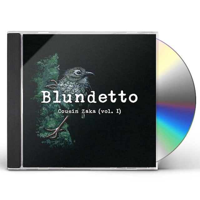 Blundetto COUSIN ZAKA CD