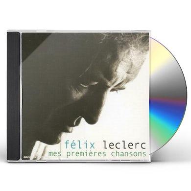 Felix Leclerc BEST OFF PREMIERES CHANSONS CD