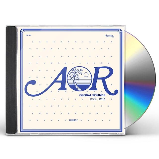 Charles Maurice AOR GLOBAL SOUNDS 1975-1983 VOL. 2 CD